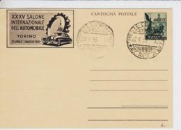 Trieste A, Cartolina Postale C 21 Annullata Non Viaggiata  (05336) - Sin Clasificación