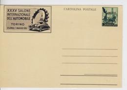 Trieste A, Cartolina Postale C 21 Nuova  (05337) - Sin Clasificación