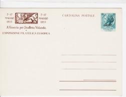 Trieste A, Cartolina Postale C 22 Nuova  (05340) - Sin Clasificación