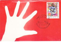 NOUVELLE CALEDONIE - CARTE (CM) De 1994 N° 657 - Cartas