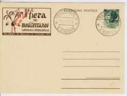 Trieste A, Cartolina Postale C 24 Annullata Non Viaggiata  (05343) - Sin Clasificación