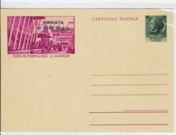 Trieste A, Cartolina Postale C 25 Nuova  (05345) - Sin Clasificación