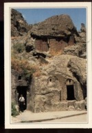 C2007 ARMENIA - MONASTERO DI GHERART PRESSO GARNI \ GHERART MONASTERY - Armenia