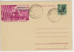 Trieste A, Cartolina Postale C 25 Annullata Non Viaggiata  (05346) - Sin Clasificación