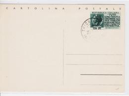 Trieste A, Cartolina Postale C 26 Annullata Non Viaggiata  (05347) - 7. Trieste