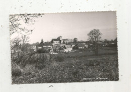 Cp , 17 , MEURSAC ,  Le Panorama ,  écrite - France