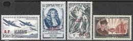 Algeria   1945-51  4 Diff   MLH     2016 Scott Value $5.85 - Algeria (1924-1962)