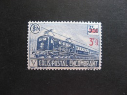 TB Timbre Colis Postaux N° 207, Neuf X. - Neufs