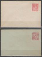 MONACO:  Enveloppes N°301+306 Neuves       - Cote 21,50€ - - Entiers Postaux