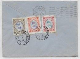 1932 - PERSE - ENVELOPPE De TEHERAN => PARIS Via URSS - Iran