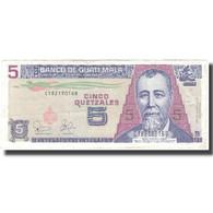 Billet, Guatemala, 5 Quetzales, 2003-02-12, KM:106a, TTB - Guatemala