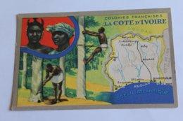 Les Colonies Françaises - La Cote D'ivoire - Ivory Coast