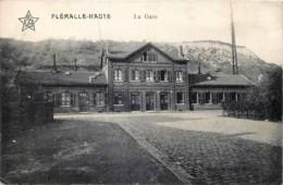 Belgique - Flemalle-Haute - La Gare - Flémalle