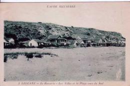 11 - LEUCATE - Le Barcarès - Les Villas Et La Plage Vues Du Sud - - Leucate