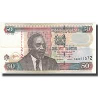 Billet, Kenya, 50 Shillings, 2006-04-01, KM:41a, TTB - Kenya
