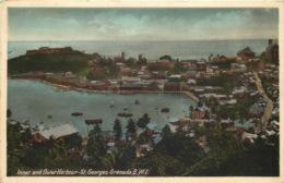 ANTILLES  GRENADA  SAINT GEORGES - Grenada