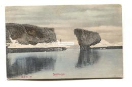 Spidsbergen, Spitzbergen - Old Norway Postcard - Noorwegen