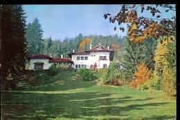 Postcard, Romania, Brasov, Pioneer's House, Used 1973 - Romania