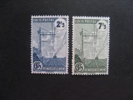 C).TB Paire De Timbres Colis Postaux N° 218A Et N° 219A, Neufs XX. - Colis Postaux