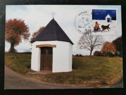 Luxembourg, Chapelle De Merkholtz - Maximum Cards