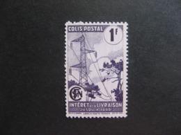 TB Timbre Colis Postaux N° 220A, Neuf X. - Nuevos