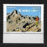 France 2019 - Le Monte Cinto (Corse) ** - Unused Stamps