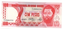Guinea Bissau 100 Pesos 28/02/1983 UNC - Guinee-Bissau
