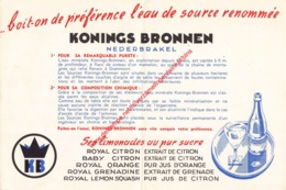 Konings Bronnen Nederbrakel - Sources Konings-Bronnen - Advertising