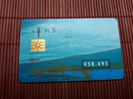Phonecard Netherlands  Used - Openbaar