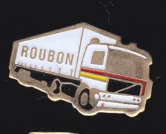 59765-pins..Transports Roubon à La Garde .Transports Routiers .camion.Truck - Transports