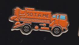 59774-pins..Sotame à Mandelieu La Napoule Vidange, Curage .Transports Routiers .camion.Truck - Transports