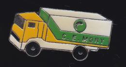 59776-pins. Comité D'entreprise (CE) Du Transporteur De Colis Mory Ducros  .Transports Routiers .camion.Truck - Transports
