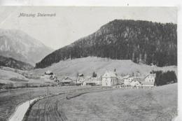AK 0317  Mürzsteg Um 1910 - Mürzzuschlag
