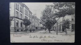 Norway - Trondheim - Dronningens Gade - Den Nordenfjeldske Kreditbank - Um 1904 - Look Scans - Norvegia