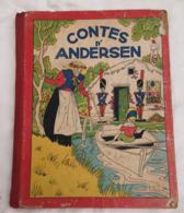 ENFANTINA - CONTES D'ANDERSEN Illustrations Leroy Livre Ancien 1937 - Encyclopédies