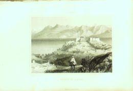 ALGERIE-BOUCIE Et L'ATLAS-1164-1853 - Prints & Engravings