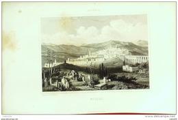 ALGERIE-MEDEAH-1163-1853 - Prints & Engravings