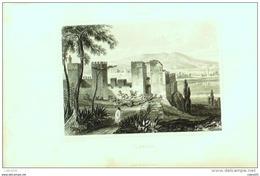 ALGERIE-TLEMSEN-1165-1853 - Prints & Engravings