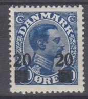 +D3374. Denmark 1926. AFA 153. Michel 152. MH(*) - 1913-47 (Christian X)