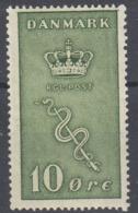 +D3377. Denmark 1929. AFA 178. Michel 177. MNH(**) NATIVE FOLD - Nuovi