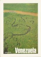 """CPM Du VENEZUELA """" La Forêt Amazonienne """" - Venezuela"""