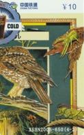 CHINA. PUZZLE. COCA COLA. BUHO - OWL. XSBN2005-650(4-2). (058). - Puzzles