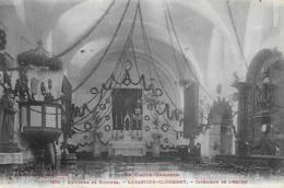 31)   LABASTIDE  CLERMONT  - Environs De Rieumes - Intérieur De L' Eglise - Otros Municipios