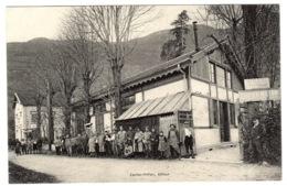 Supposé GRENOBLE (38) - CARTIER-MILLON - Usine De Pates Alimentaires (devenue LUSTUCRU) - Supposé Vue Des Ouvriers - Grenoble