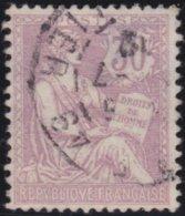 France  .   Yvert   .    115        .       O          .      Oblitéré - France