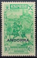 Andorra Española Beneficencia 8 * - Andorra Española