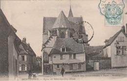 MONTDIDIER. - Eglise Du Saint-Sépulcre, Abside - Montdidier
