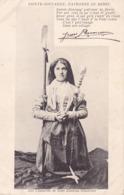 CPA SAINTE SOULANGE - Patronne Du BERRY Guérisseuse Lundi De Pentecôte - Chanson De Jean Rameau - Santi
