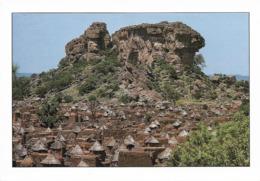 Mali Pays Dogon Village De Songo (2 Scans) - Mali