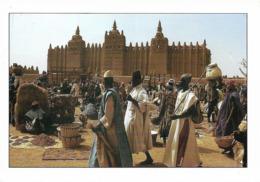 Mali Marché De Djenné (2 Scans) - Mali